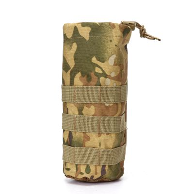 Tactical Molle Water Bottle Utility Dump Pouch Bag