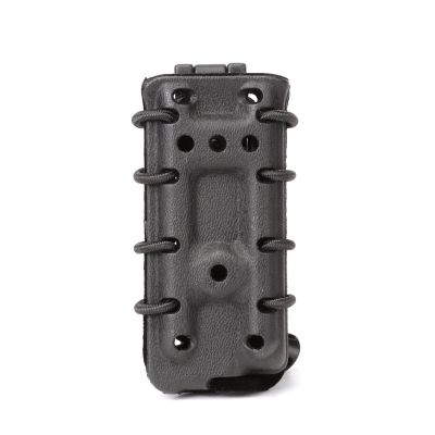 Tactical Quick Release Mag Molle Pouch Magazine Clip Base Mount Belt System