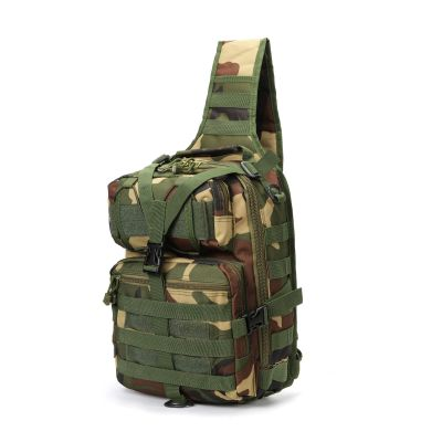 Tactical Utility Gear Military Shoulder Sling Bag Large Size