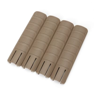 TD Battle Grip Type RIS RAS Rail Cover Panel 4pcs Set