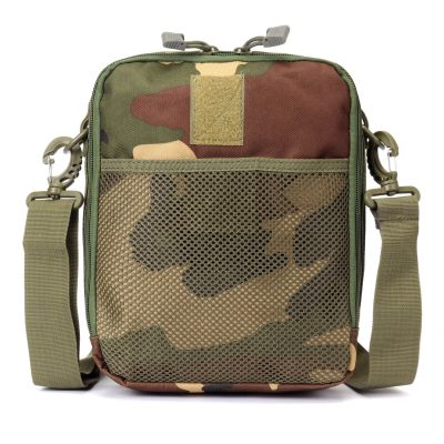 Wolfslaves Survivor Mission Critical Tactical Shoulder Bag